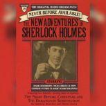 The Night Before Christmas and The Darlington Substitution The New Adventures of Sherlock Holmes, Episode #25, Anthony Boucher