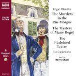 The Murders in the Rue Morgue, Edgar Allan Poe