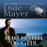 Geir Book 6 of SEALs of Steel, Dale Mayer