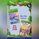 Magic Tree House: Books 9 & 10 Dolphins at Daybreak, Ghost Town at Sundown, Mary Pope Osborne