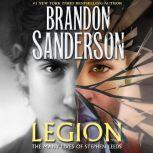 Legion: The Many Lives of Stephen Leeds, Brandon Sanderson