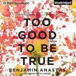 Too Good To Be True, Benjamin Anastas