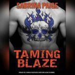 Taming Blaze, Sabrina Paige