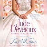 For All Time A Nantucket Brides Novel, Jude Deveraux