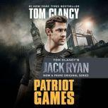 Patriot Games, Tom Clancy