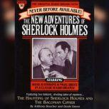 The Haunting of Sherlock Holmes and Baconian Cipher The New Adventures of Sherlock Holmes, Episode #26, Anthony Boucher
