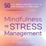 Mindfulness for Stress Management 50 Ways to Improve Your Mood and Cultivate Calmness, Robert Schacter
