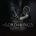 The Return of the King Book Three in the Lord of the Rings Trilogy, J.R.R. Tolkien