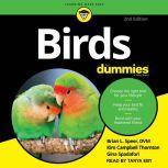 Birds for Dummies 2nd edition, Gina Spadafori