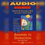 Answers to Distraction, Edward M. Hallowell