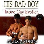 His Bad Boy: Taboo Gay Erotica (Box Set), Alex Anders