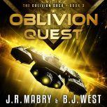 Oblivion Quest, J.R. Mabry & B.J. West