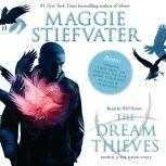 The Dream Thieves: Book 2 of the Raven Cycle, Maggie Stiefvater