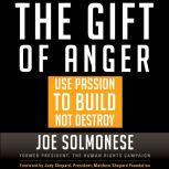 The Gift of Anger Use Passion to Build Not Destroy, Joe Solmonese
