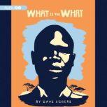 What Is the What The Autobiography of Valentino Achak Deng; A Novel, Dave Eggers