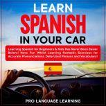 Learn Spanish in Your Car, Pro Language Learning