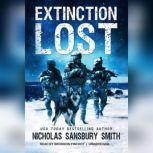 Extinction Lost, Nicholas Sansbury Smith