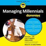 Managing Millennials For Dummies, Debra Arbit