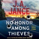 No Honor Among Thieves An Ali Reynolds Novella, J.A. Jance