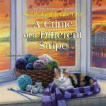 Crime of a Different Stripe, A, Sally Goldenbaum