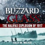 Blizzard of Glass The Halifax Explosion of 1917, Sally M. Walker