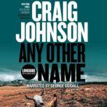 Any Other Name International Edition, Craig Johnson