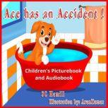 Ace Has an Accident! Children's Picturebook and Audiobook, S C Hamill