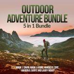 Outdoor Adventure Bundle: 5 in 1 Bundle, Camping, Outdoor Activities, Mountain Biking, Football, Soccer, Mark J Davin