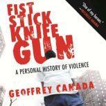 Fist Stick Knife Gun A Personal History of Violence, Geoffrey Canada