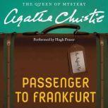 Passenger to Frankfurt, Agatha Christie