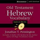 Old Testament Hebrew Vocabulary Learn on the Go, Jonathan T. Pennington