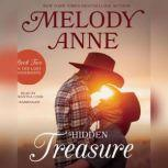 Hidden Treasure Book Two in the Lost Andersons Series, Melody Anne