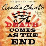 Death Comes as the End, Agatha Christie