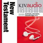 Pure Voice Audio Bible - King James Version, KJV: New Testament, Zondervan