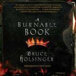 A Burnable Book, Bruce Holsinger