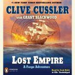 Lost Empire A Fargo Adventure, Clive Cussler