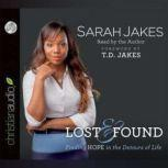 Lost and Found Finding Hope in the Detours of Life, Sarah Jakes