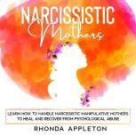 Narcissistic Mothers, Rhonda Appleton