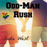 Odd-Man Rush A Short M/M Love Story, Sadie West