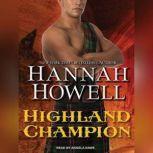 Highland Champion, Hannah Howell