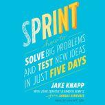 Sprint How to Solve Big Problems and Test New Ideas in Just Five Days, Jake Knapp