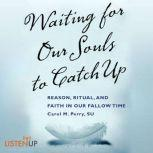 Waiting for our Souls to Catch Up Reason, Ritual, and Faith in Our Fallow Time, Carol Perry