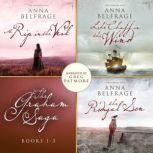 The Graham Saga, Books 1–3, Anna Belfrage
