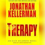 Therapy An Alex Delaware Novel, Jonathan Kellerman