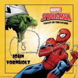 Spider-Man Valley of the Lizard, John Vornholt
