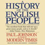 A History of the English People, Paul Johnson