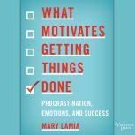 What Motivates Getting Things Done Procrastination, Emotions, and Success, Mary Lamia