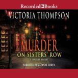 Murder on Sister's Row, Victoria Thompson