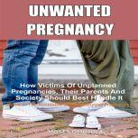 Unwanted Pregnancy: How Victims Of Unplanned Pregnancies, Their Parents And Society Should Best Handle It (Book 2: The Avoidable Mistakes During Pregnancy)