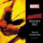 Daredevil Predator's Smile, Christopher Golden